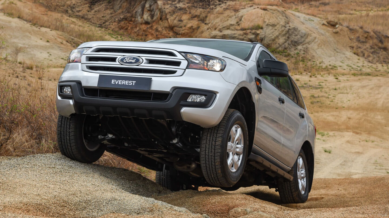Ford <b>Everest</b>