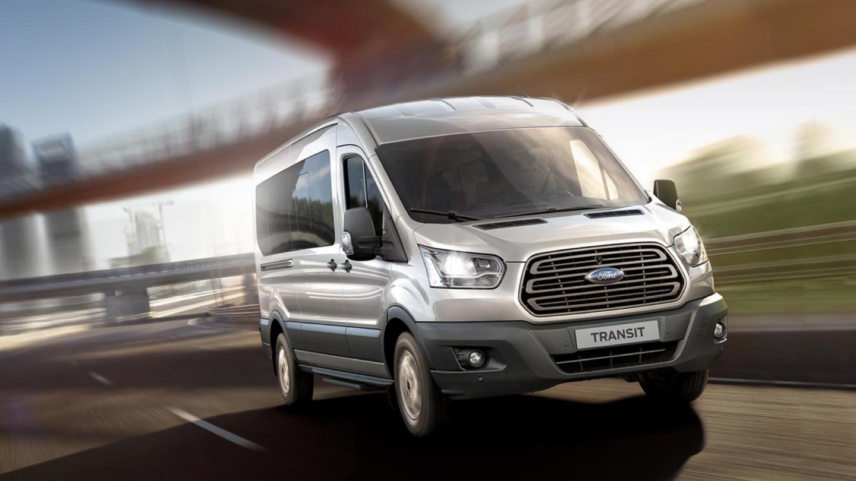 Ford <b>Transit Bus</b>